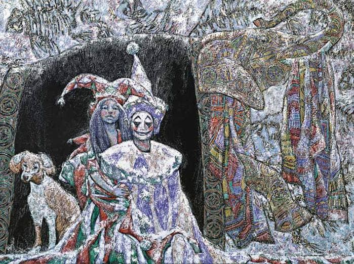 художник Владимир Рябчиков картины - 14