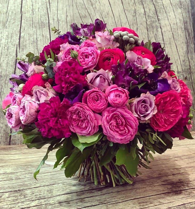 Красивые букеты цветов
