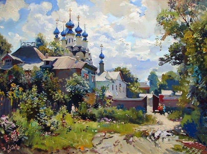 художник Анатолий Лукаш картины - 06