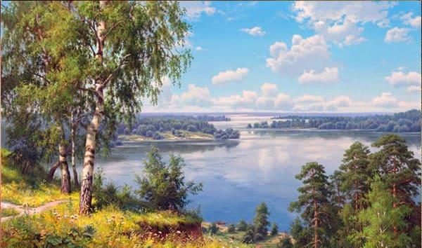 художник Игорь Прищепа картины - 07