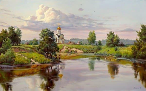 художник Игорь Прищепа картины - 09