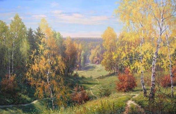 художник Игорь Прищепа картины - 14