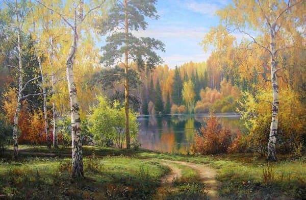 художник Игорь Прищепа картины - 25