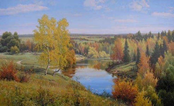 художник Игорь Прищепа картины - 33