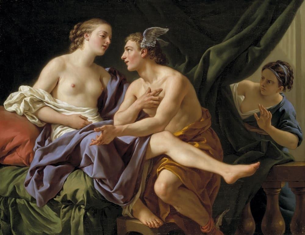 Эротика 1805 год