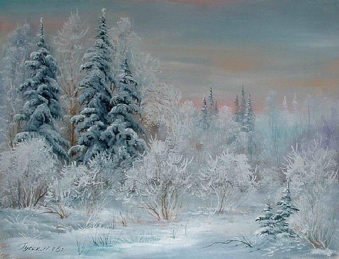художник Наталья Гусак картины – 03