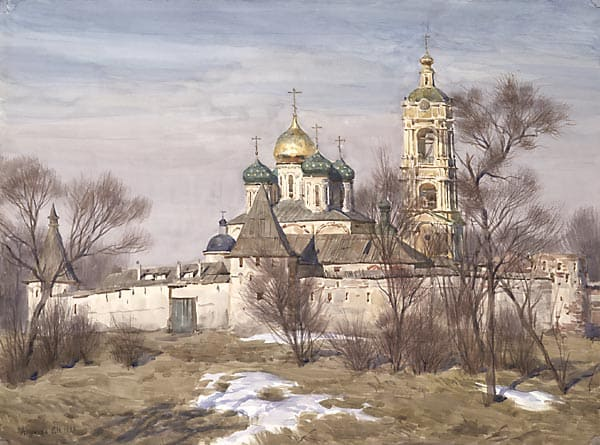 художник Сергей Андрияка картины - 06