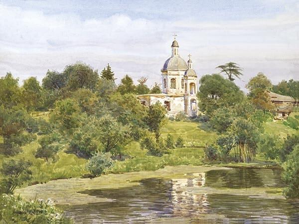 художник Сергей Андрияка картины - 11