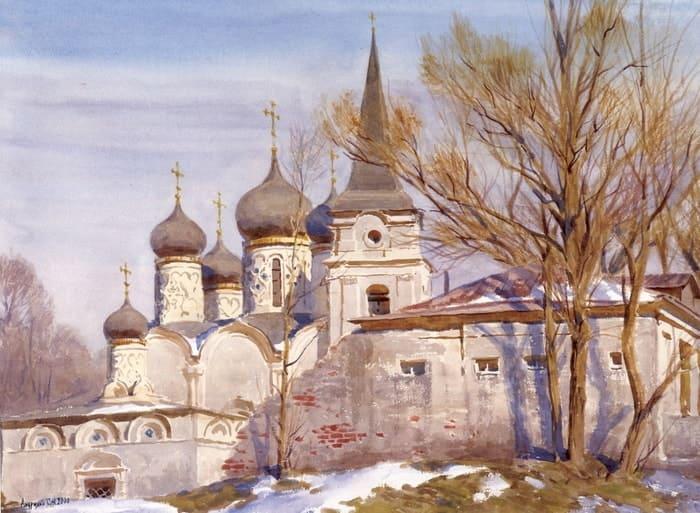 художник Сергей Андрияка картины - 18