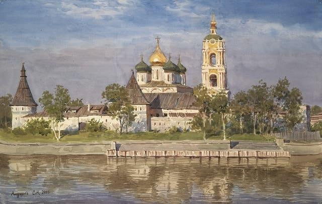 художник Сергей Андрияка картины - 23