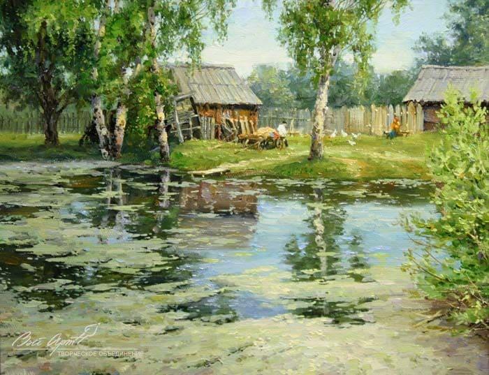 художник Сергей Малов картины - 01