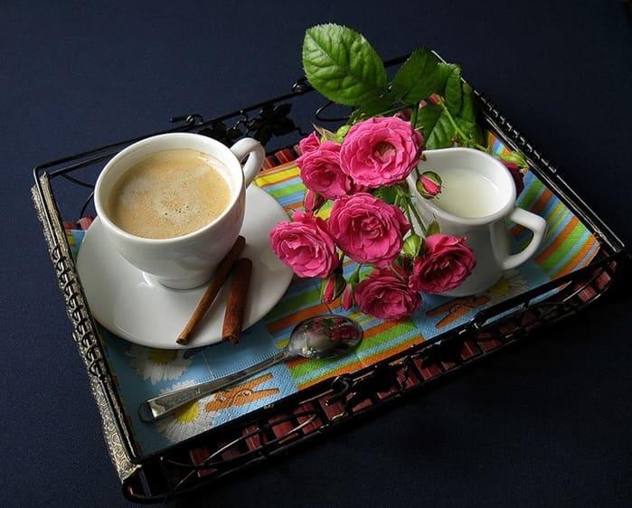 кофе доброе утро - 17
