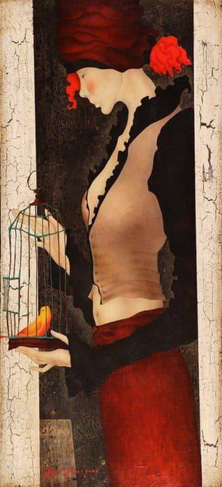 художник Андрей Белле картины - 32