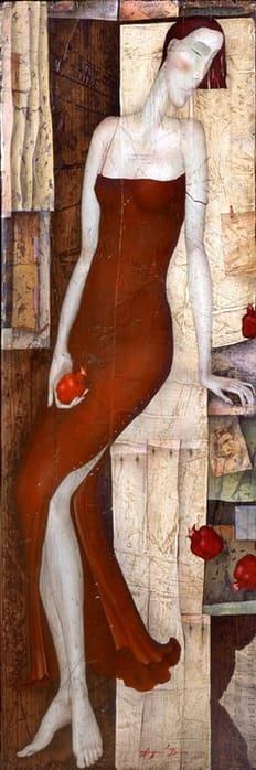 художник Андрей Белле картины - 35