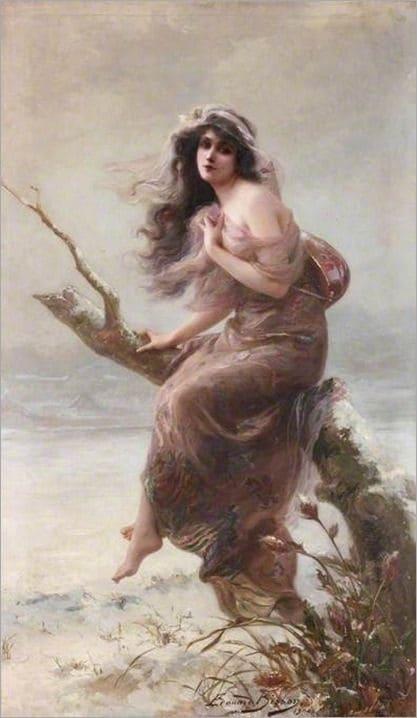 художник Эдуард Биссон (Edouard Bisson) картины - 23
