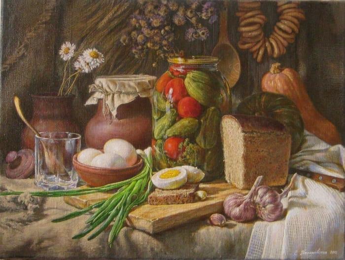 художник Екатерина Калиновская картины - 30
