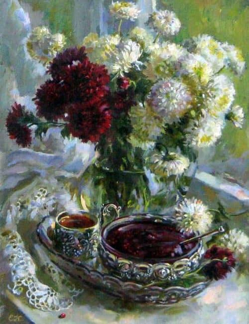 художник Екатерина Калиновская картины - 37