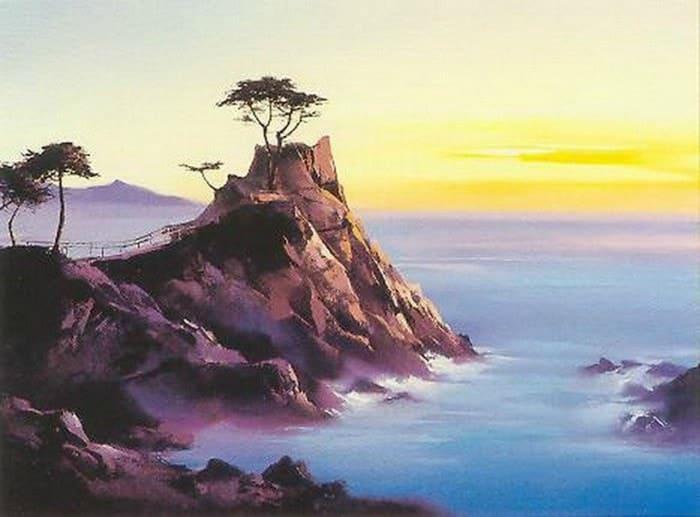художник Хонг Леунг (Hong Leung) картины – 08