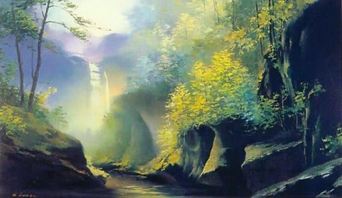художник Хонг Леунг (Hong Leung) картины – 11