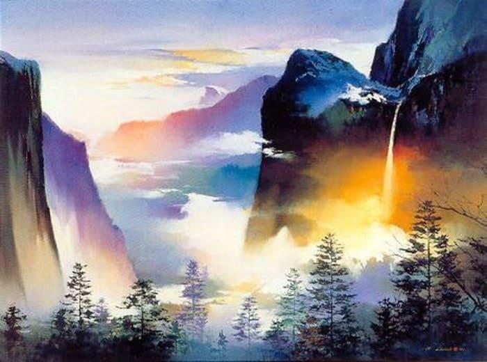 художник Хонг Леунг (Hong Leung) картины – 16