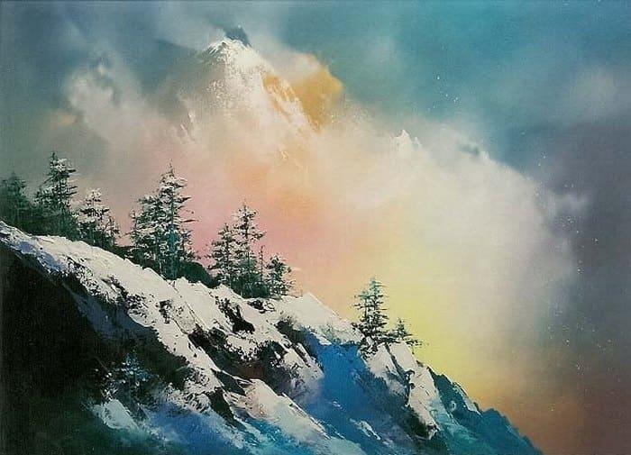художник Хонг Леунг (Hong Leung) картины – 22