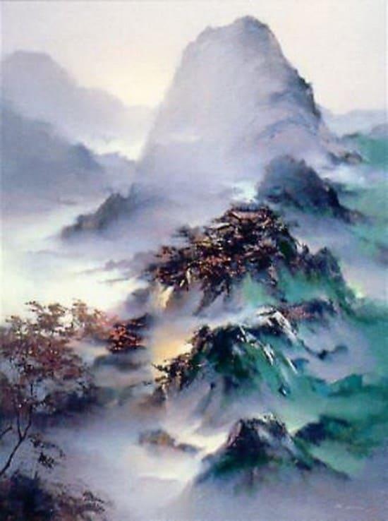 художник Хонг Леунг (Hong Leung) картины – 25