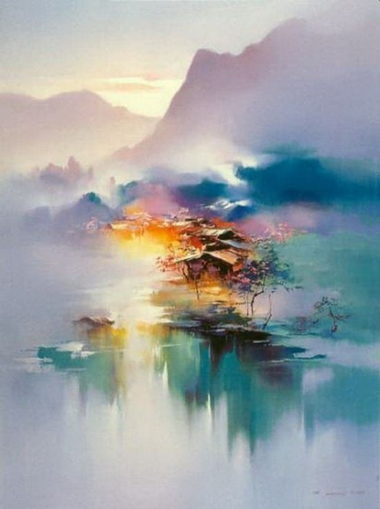 художник Хонг Леунг (Hong Leung) картины – 26