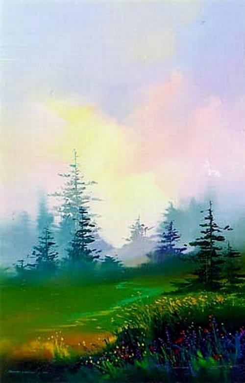художник Хонг Леунг (Hong Leung) картины – 28