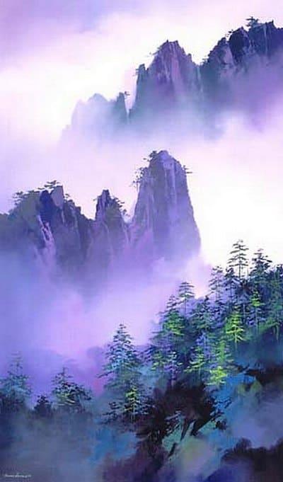 художник Хонг Леунг (Hong Leung) картины – 29