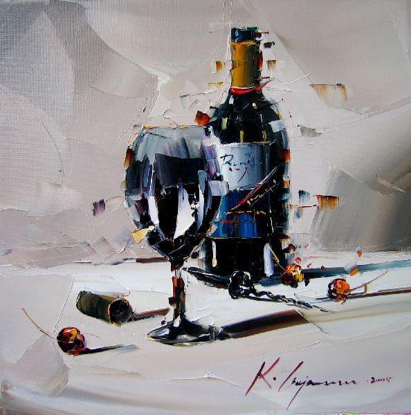 художник Кал Гаджум (Kal Gajoum) картины - 31