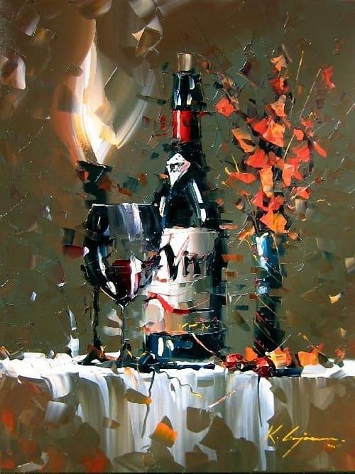 художник Кал Гаджум (Kal Gajoum) картины - 45