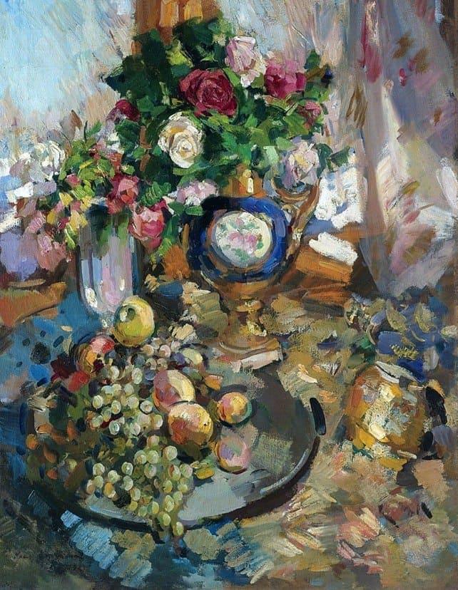 художник Константин Коровин картины – 32
