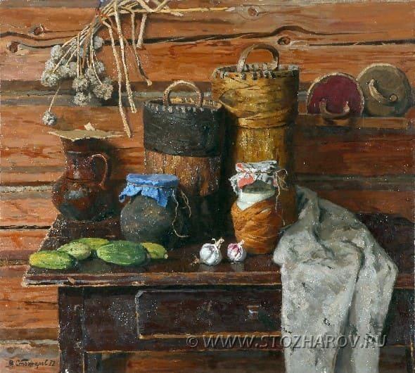 художник Владимир Стожаров картины – 22
