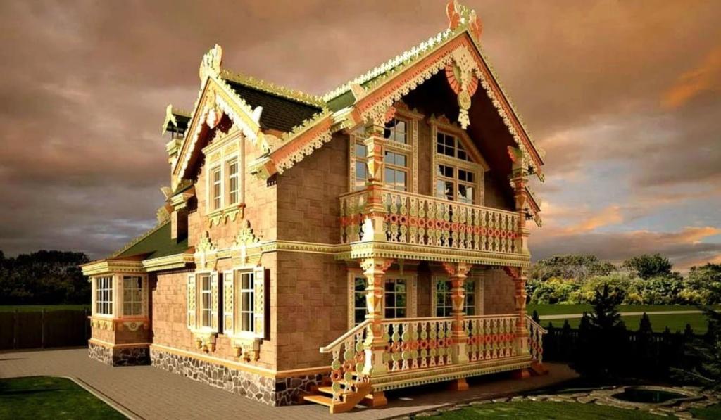 красивые дома фото - 18