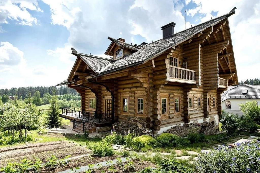 красивые дома фото - 20