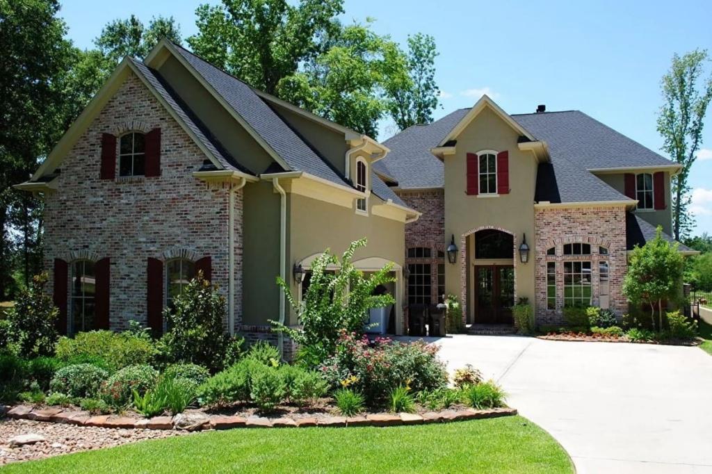 красивые дома фото - 25