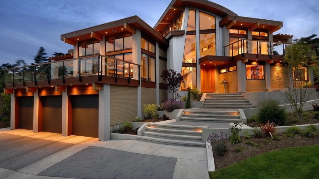 красивые дома фото - 38