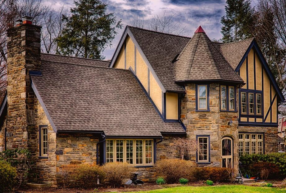 красивые дома фото - 41