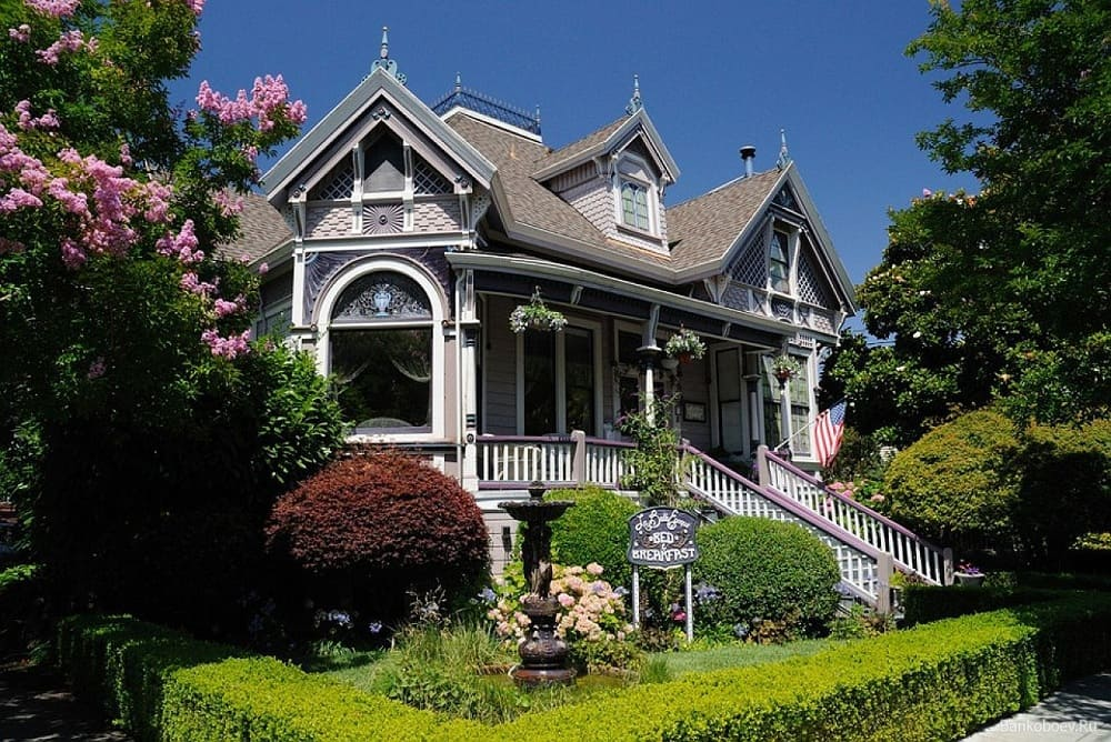 красивые дома фото - 53