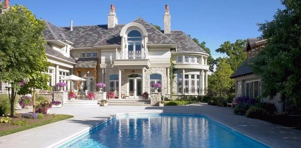 красивые дома фото - 57