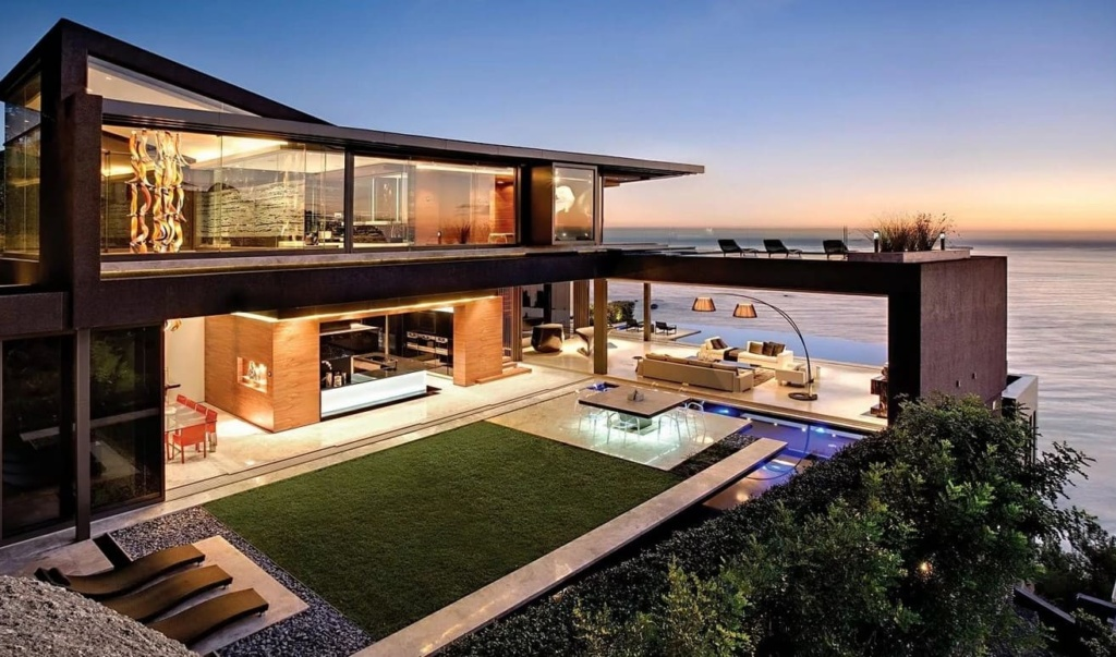 красивые дома фото - 60