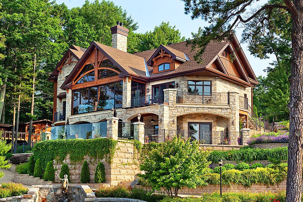 красивые дома фото - 65