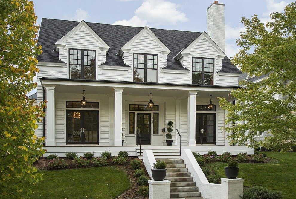 красивые дома фото - 70