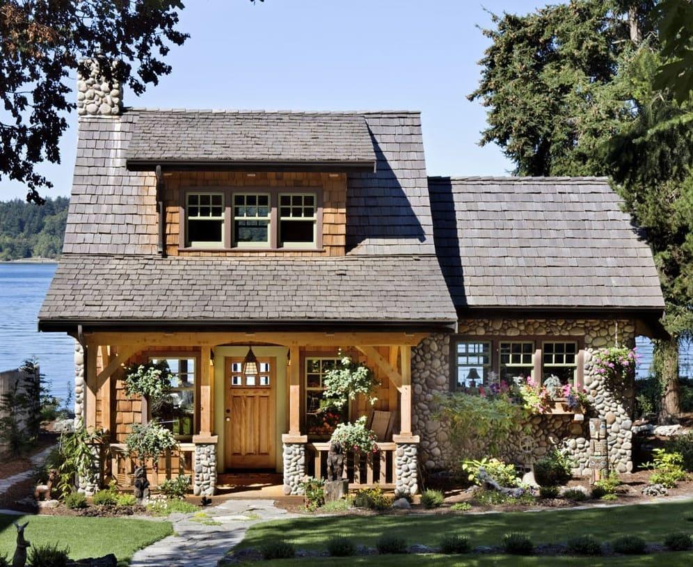 красивые дома фото - 73