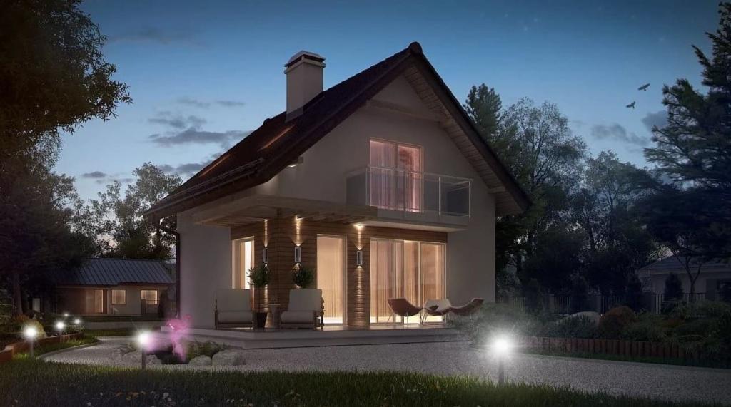 красивые дома фото - 78