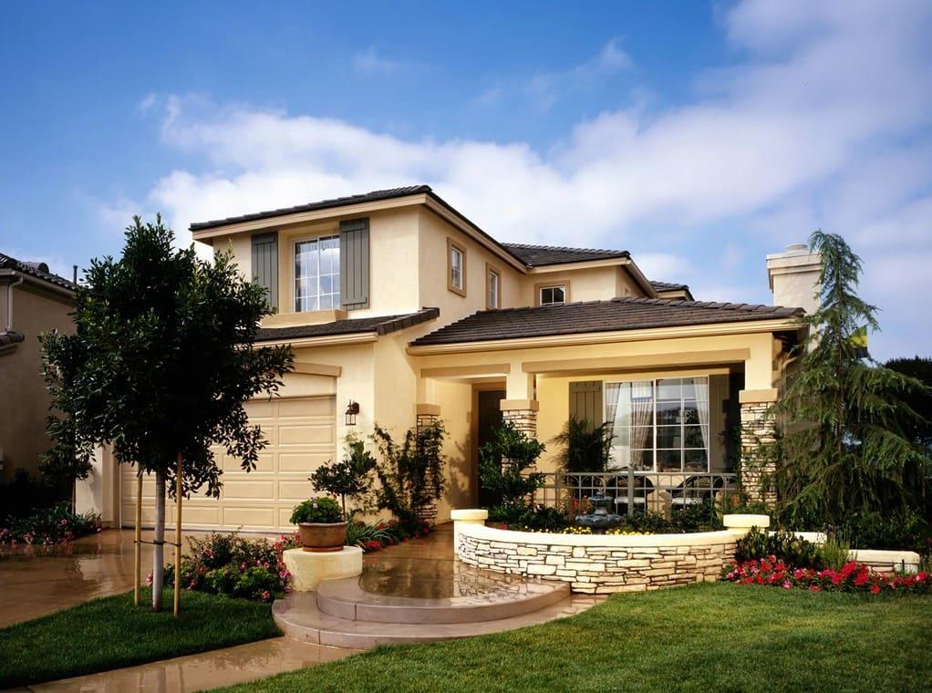 красивые дома фото - 90
