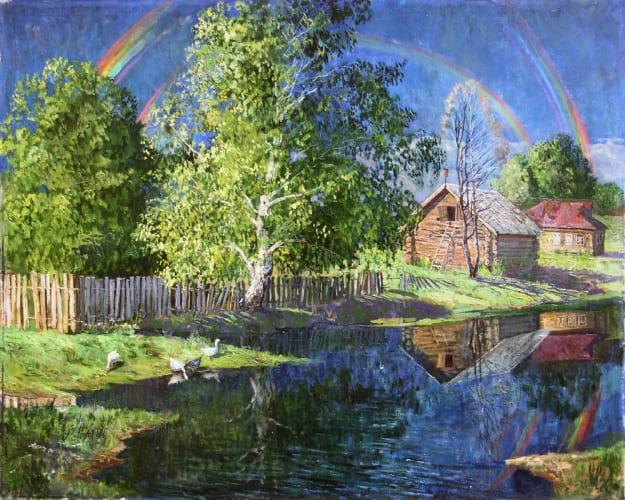 художник Рубен Сафронов картины – 17