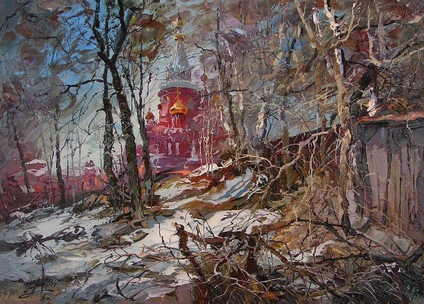 художник Александр Шадрин картины – 05
