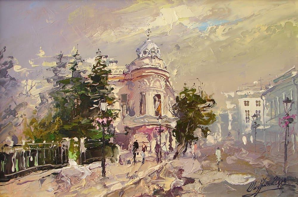 художник Александр Шадрин картины – 28