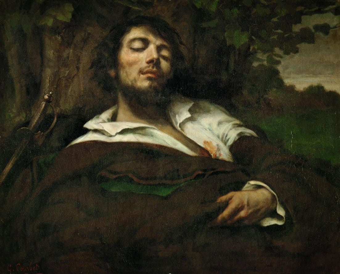 painter and revolutionary gustave courbet Gustave courbet (jean désiré) gustave courbet was an influential and prolific french painter, who, with his compatriots honore daumier and jean francois millet, founded the mid-19th-century art movement called realism.